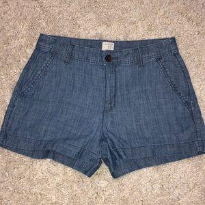 Target brand jean shorts